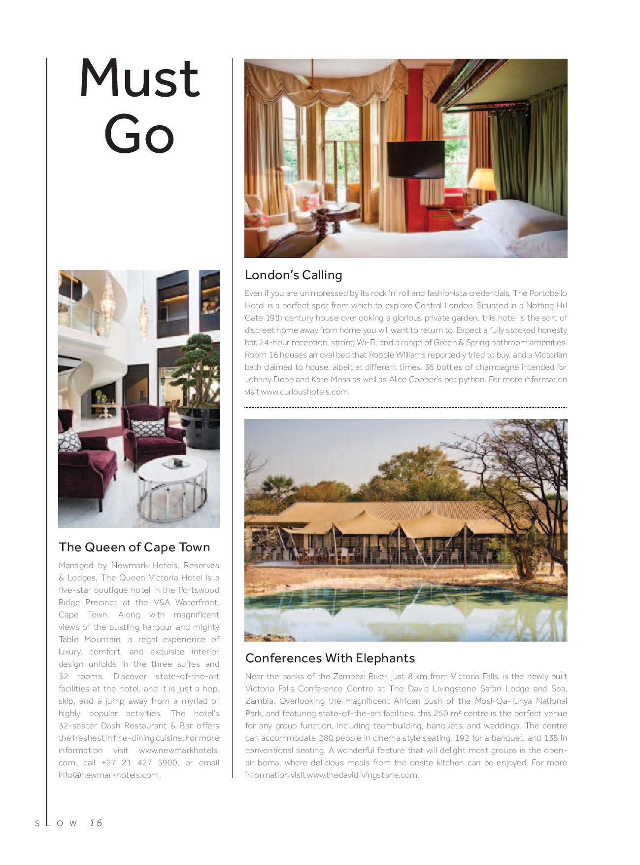 Wired Communications - Newmark Hotels